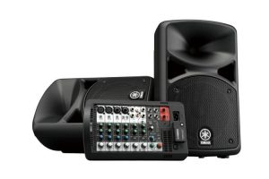 Yamaha StagePas 400BT Portable PA with Bluetooth