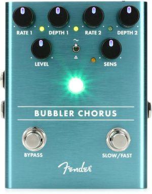 Fender Bubbler Analog Chorus Pedal