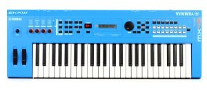 Yamaha MX49 Music Synthesizer – Blue