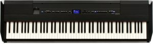 Yamaha P-515B 88-key Digital Piano with Speakers – Black