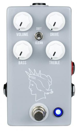 JHS Twin Twelve V2 Overdrive Pedal