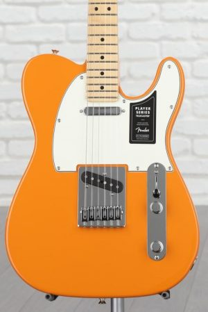 Fender Player Telecaster – Capri Orange